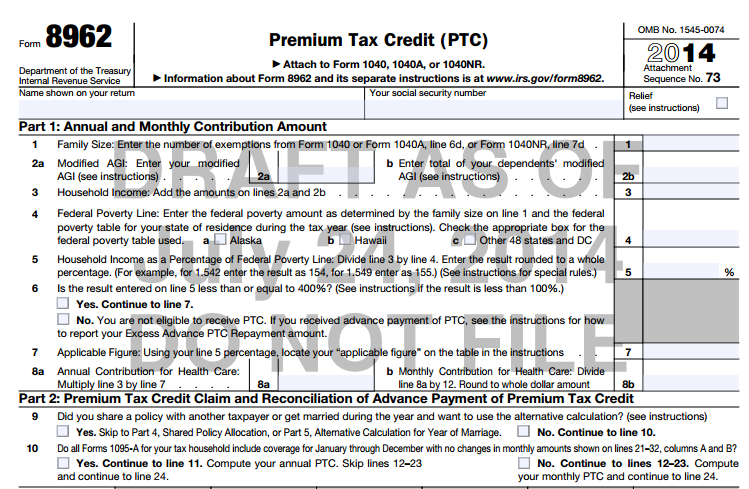 Will Obamacare Affect You On Your Tax Return Incite Tax