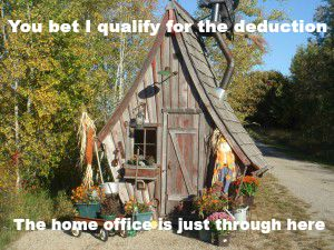How Do I Qualify For The Home Office Deduction?