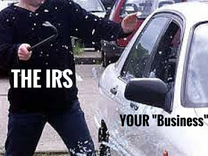 New with the IRS