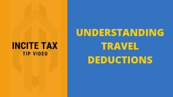Understanding Travel Deductions
