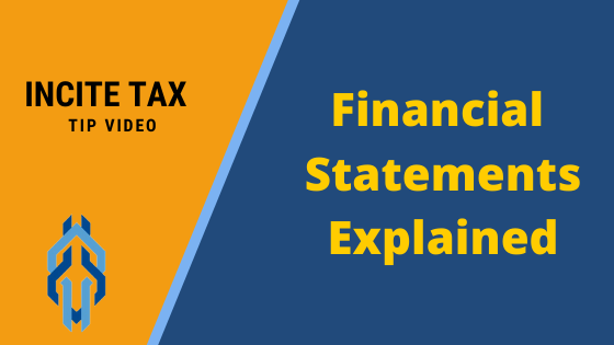 Financial Statements Explained: Do you fully understand your Financial statements?