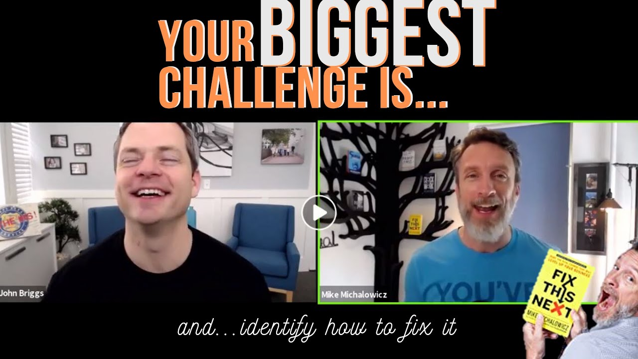 How To Get Relief From Your Business's Current Challenge With MIKE MICHALOWICZ