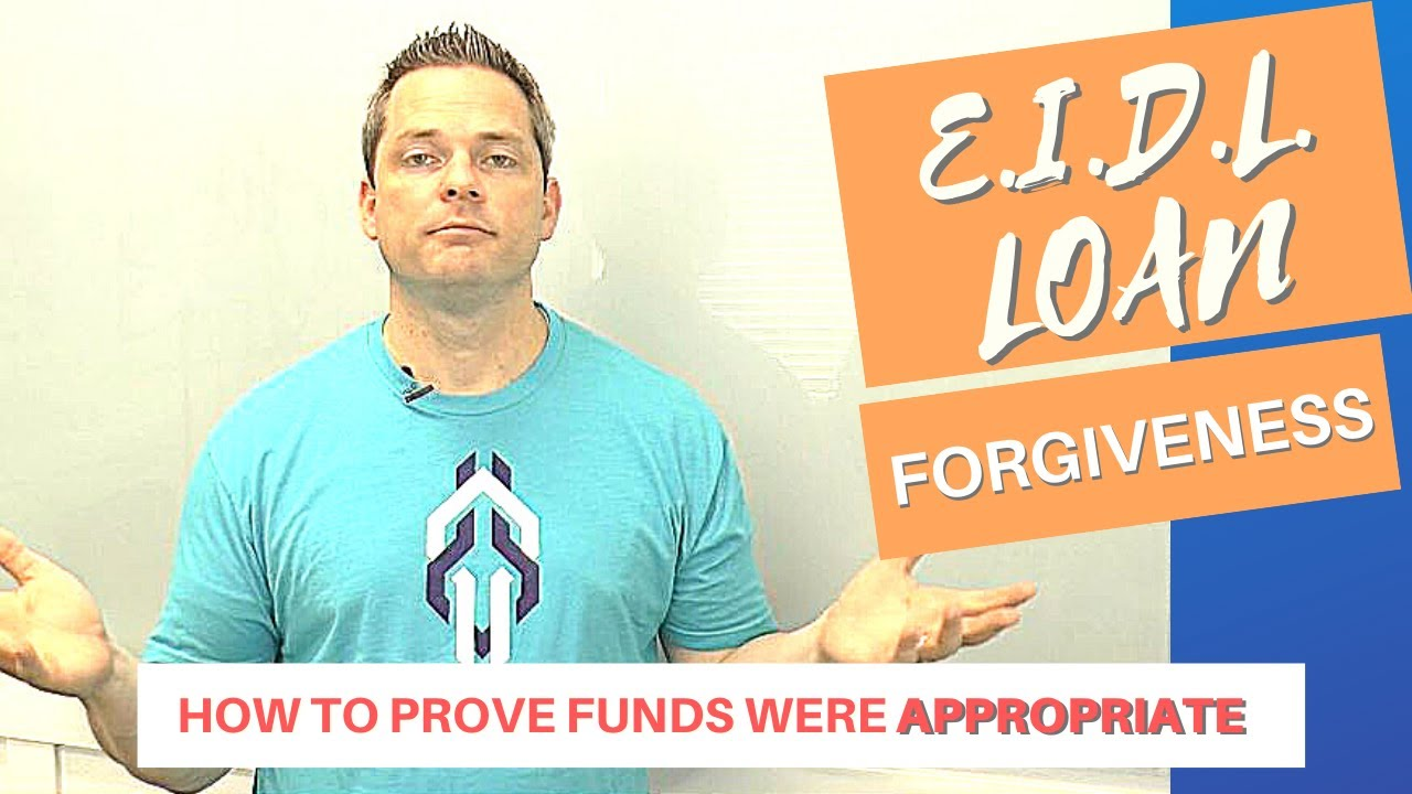 EIDL- How You NEED To Prove You Used EIDL Funds Appropriately